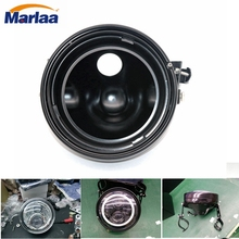 New Motorcycle accessories 7″ inch led headlight housing led headlight bucket for motorcycle