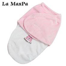 все цены на Baby Blanket Newborn swaddle Warp Cartoon Sleeping Bag For Toddler Baby Swaddle Envelopes Bedding Photograph Props