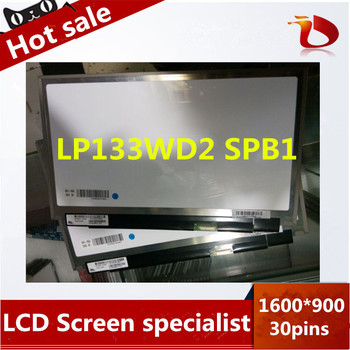 wholesale LP133WD2 SPB1 30pin EDP Laptop LED LCD Screen Display 1600*900