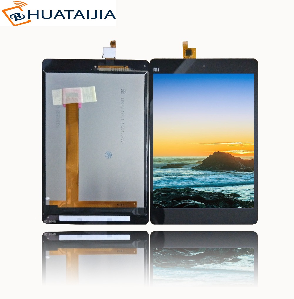 Original New 7.9 FOR Xiaomi Mipad MI Pad 1 A0101 LCD display +TOUCH Screen digitizer MIUI Tablet PC Free Shipping original and new 8inch auo b080ean01 1 08b15 c02 ips lcd display screen panel for tablet pc free shipping