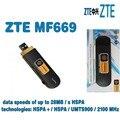 Новый ZTE MF669 USB модем HSPA + 3G/разблокирован