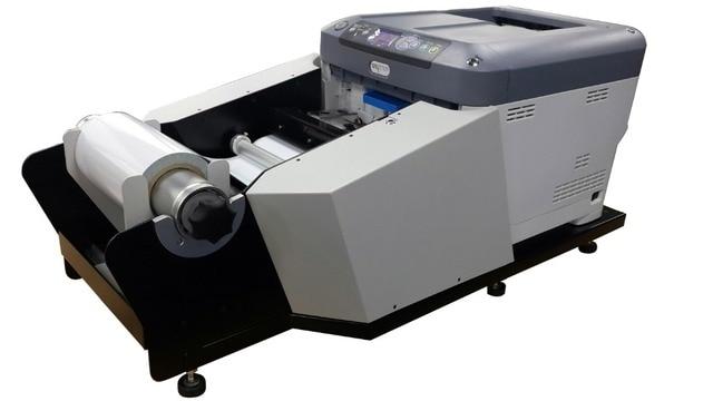 2016 מכונה מדפסת תווית הדפסה & פתרון חיתוך