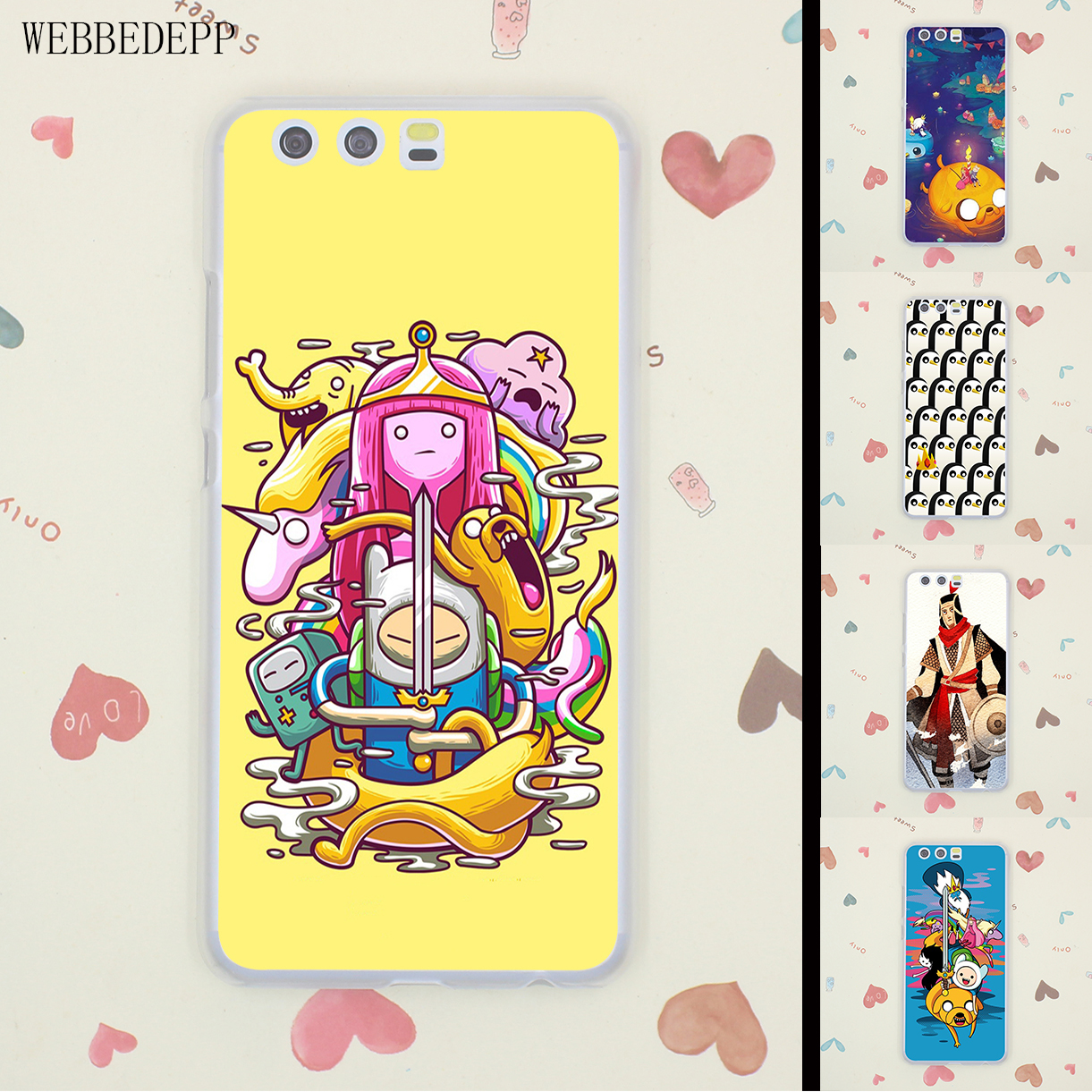 coque huawei p20 lite adventure time