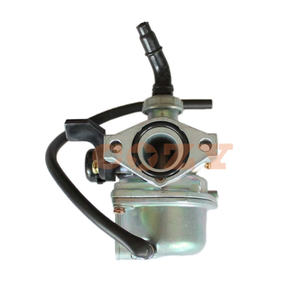 Dedicated New Pz19 Carburetor For 50 70 90 110 125cc Kinder Quad Miniquad A24/a28/a34 Taotao Honda Chinese Atv Quad Garden Tools