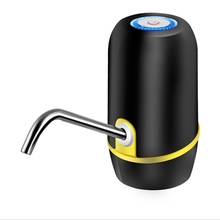 Зарядка электрическая насосная бутылка для воды кронштейн для чистой воды напорный кран для воды