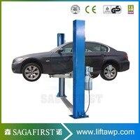 Portable Electric Hydraulic Two Post Car Hoist Lift