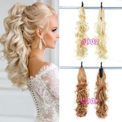 MUMUPI Высокая температура Синтетический химическое волокно парик 24 ''дюймов длинные вьющиеся волосы парик нарощенные волосы