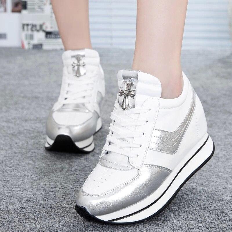 6ebb8aaee Top 2015 moda zapatillas mujer de camuflaje zapatos deportivos plataforma  plataformas tacones muchachas de la universidad dulce pisos zapatos de mujer  en ...