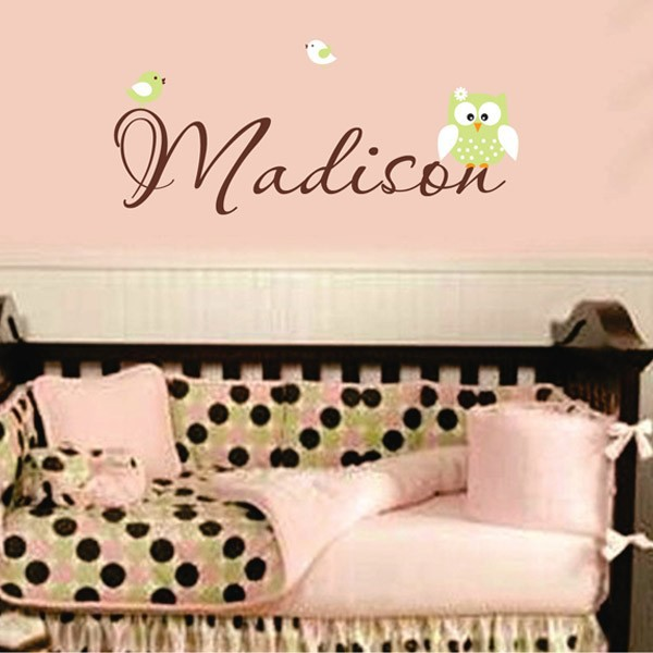 Personalized Vinyl Lettering PromotionShop For Promotional - Custom vinyl wall decals nursery