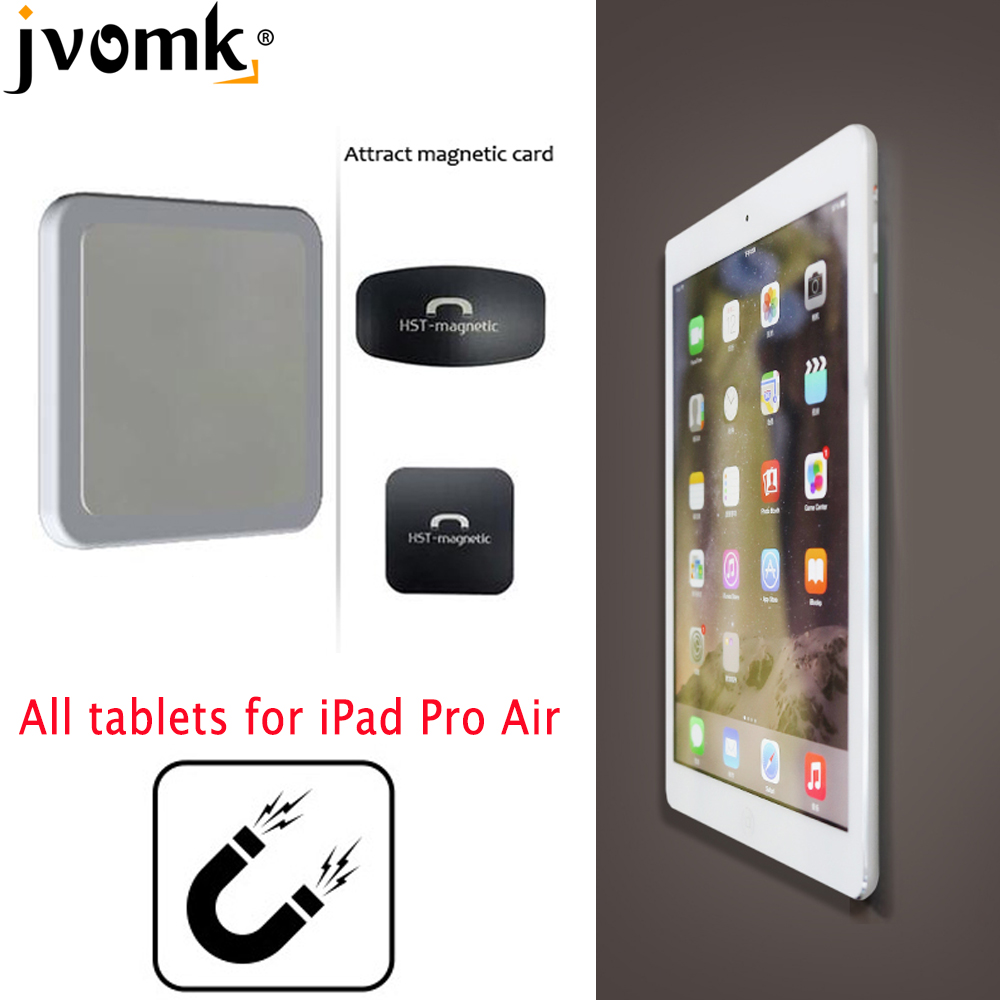 Wall Mount Tablet Magnetic Stand Magnet Adsorption Principle Convenience to pick and place Support All Tablets