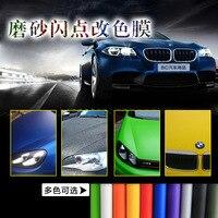 Various Colors Ice Metallic Matt chrome Vinyl Car Wrap Film With Air Release Car stickers foil PROTWRAPS 1.52x30m MC15 6