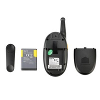 שתי דרך רדיו זוג RETEVIS RT35 PMR / FRS רדיו מכשיר קשר רישיון-חינם USB שתי דרך רדיו המשדר PMR446 UHF טעינת VOX ווקי טוקי (5)