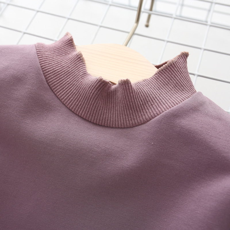 HTB1guX4oMvD8KJjy0Flq6ygBFXag - Fashion stitching Baby Girl Dress Long sleeve spring Dresses for 0-24 month Girls Clothes Vestido Infantil Newborn Baby Clothing