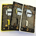 5 unids nuevo teléfono móvil Shell trasero puerta de vivienda tapa de la batería W + tarjeta Sim bandeja para Nokia Lumia 1020