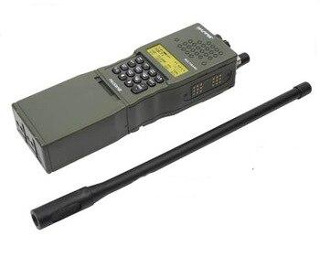 Airsoft tactique militaire sans fonction Paintball USMC AN/PRC-152 modèle de boîtier Radio (mannequin)