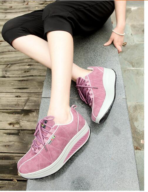 Sport Corsa Piedi Delle Primavera Donne A Tranner Lace Up Jogging Sneaker  Forma E306 E Scarpe TqT8Pxnw 859995deb08
