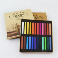 Maries Master Pastels 12 24 36 48 Colors Set Professional Quality Artistic Creation Art Supplies Oil