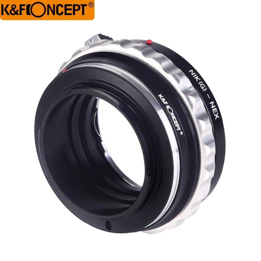 K & F CONCEPT Камера Линзаны орнату - Камера және фотосурет - фото 3