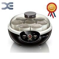 8 Pcs Porcelain Cup Yogurt Cup Thermoregulator Kitchen Appliance Multivarka Yogurt Makers
