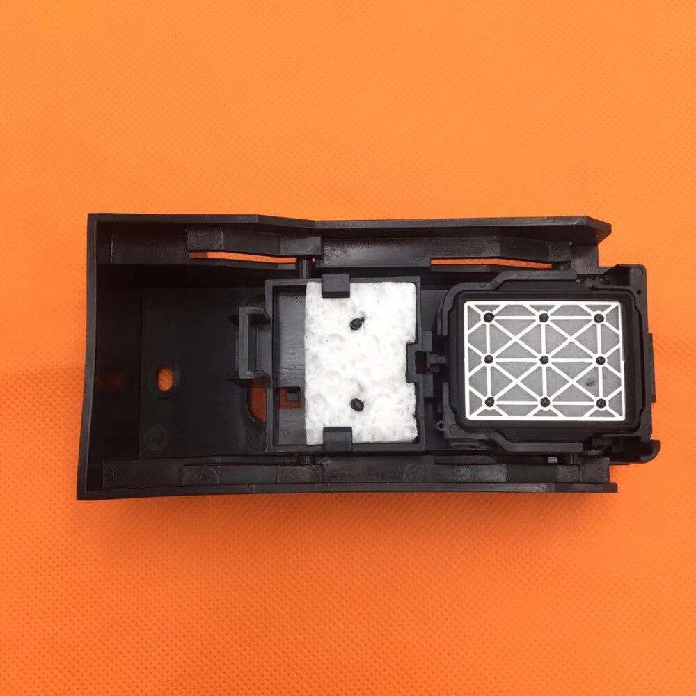 Mimaki tappatura stazione assemblea cap top kit di pulizia per stampanti mimaki JV33 JV5 CJV30 JV34 stampante eco solvente per dx5 dx7 testina di stampa