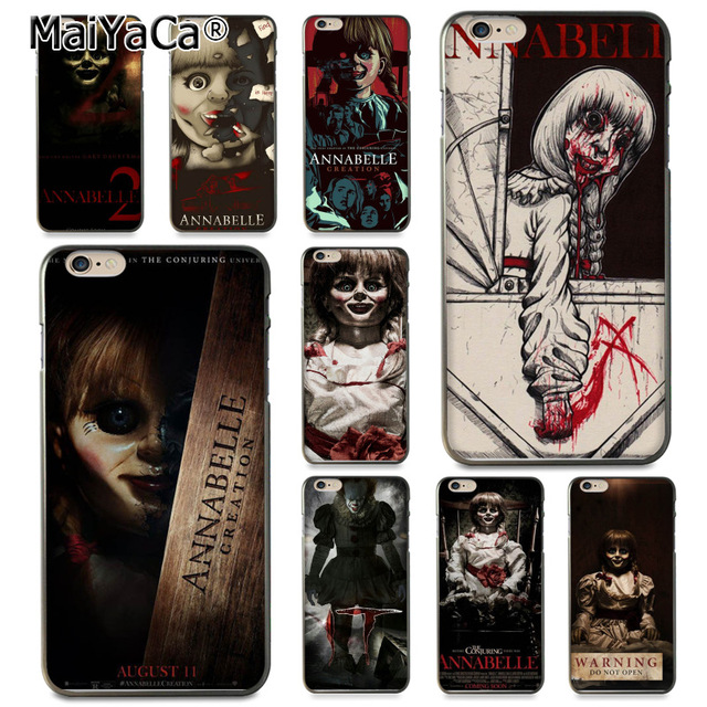 coque iphone 6 horreur