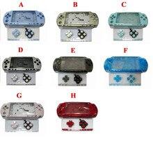 Voor PSP2000 PSP 2000 Oude Versie Game Console vervanging volledige behuizing shell beschermhoes met knoppen kit