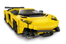 New Genuine Technic Phantom Classic Flash Racing Car Building Blocks Compatible with Lepin Toys Bricks Best Gift For Children lepin 20057 genuine technic mechanical series ultimate extreme adventure car building blocks bricks compatible with lego 42069