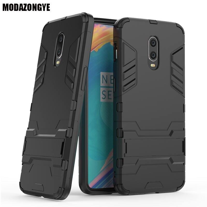 "Oneplus 6T Case One Plus 6T Case 6.4"" Hybrid Silicone"