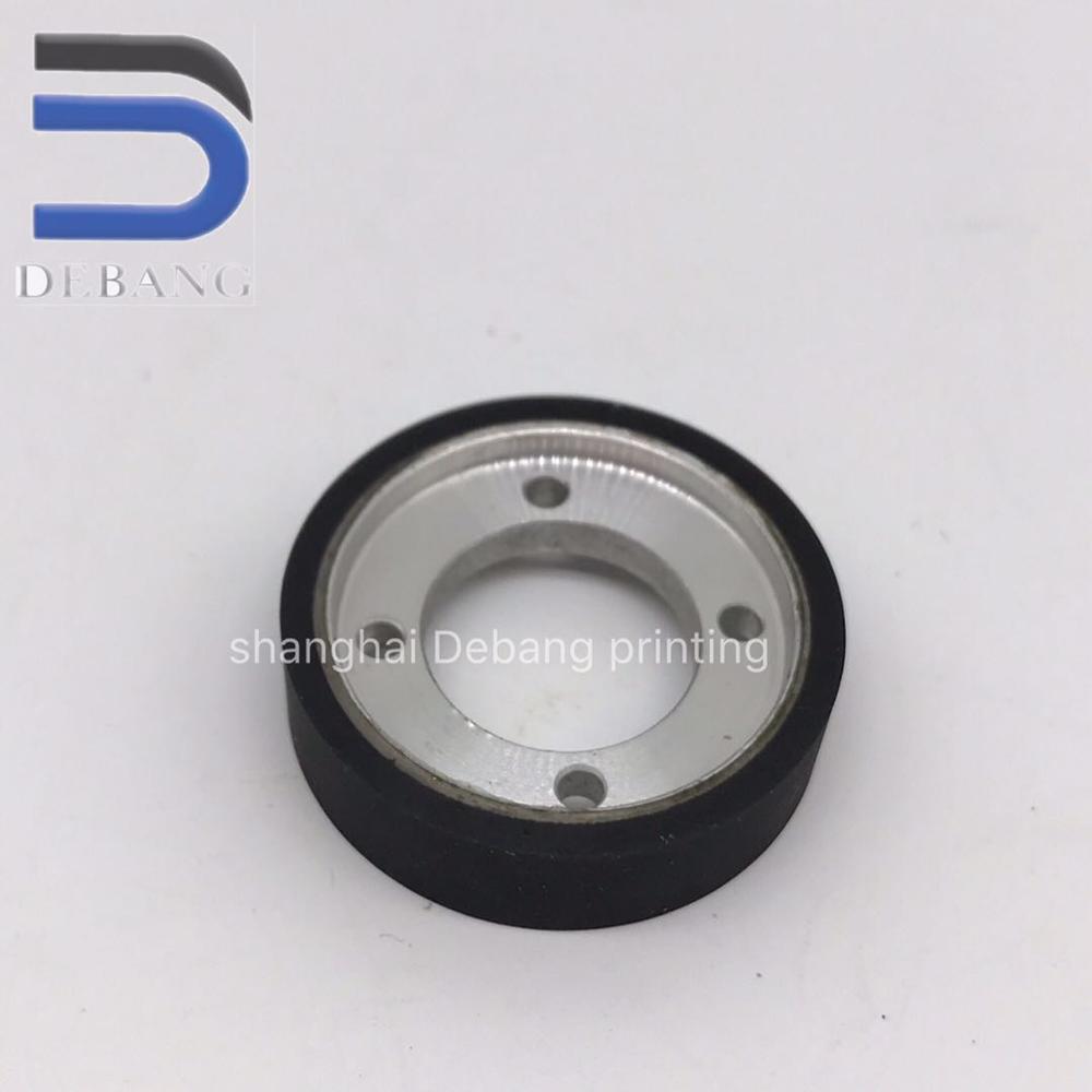 11 peças sm102 ccx102 xl105 xl106f rueda de fricción f4.614.555, impulsor cpl c, peças de impressão