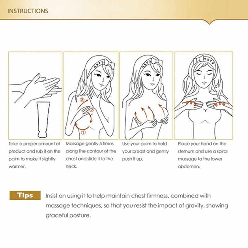 Breast enhancement techniques