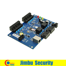 TCP/IP Network Access Control Board two door two ways SIZE 158 MMX130MM remotes open door fire protection