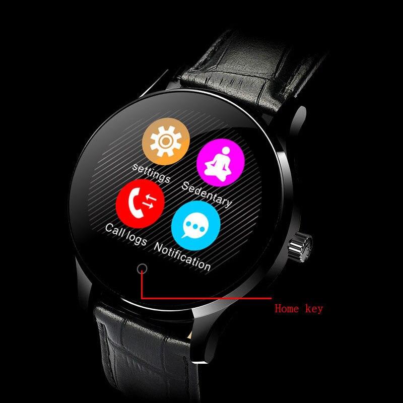 Hot Relogio Masculino 1.5 pouces HD grande montre intelligente hommes 2019 nouvelle marque montre GPS sport Couple montre femme étanche Reloj Mujer
