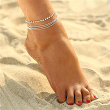 Fashion Crystal Women's Anklet
