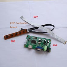 for N156BGE-EA1 1366X768 Controller board monitor SCREEN display KIT VGA EDP LED LCD DRIVER HDMI DIY 30Pin 15.6 for n156bge e31 monitor lcd edp 1366x768 screen display kit vga driver 30pin controller 15 6 board diy
