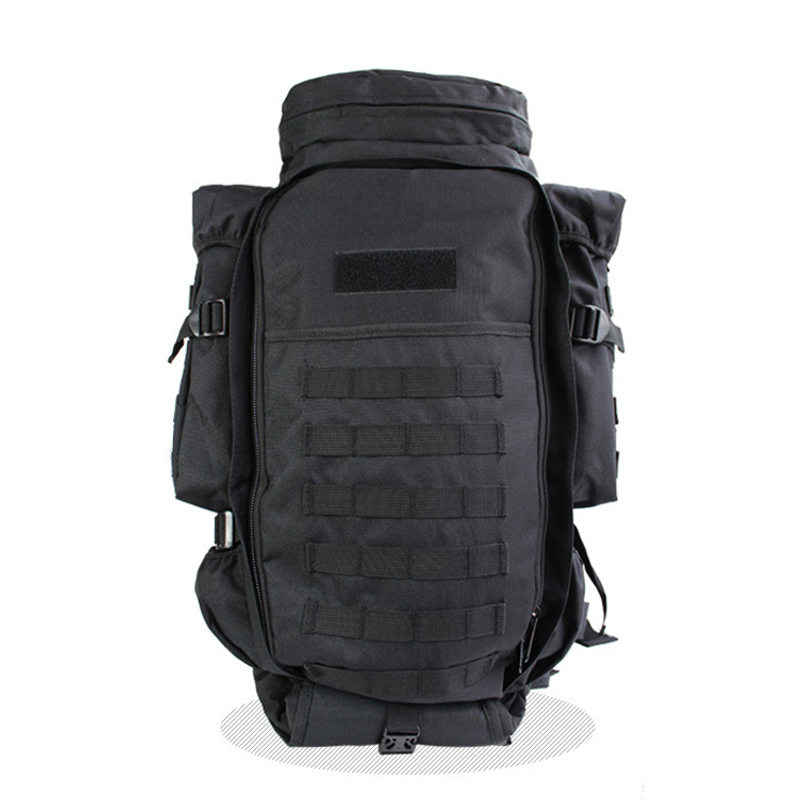 Free Shipping Climbing Bags Military USMC Army Trekking Tactical Backpacks Hiking Hunting Camping Outdoor Sport Rifle Carry Bag 65l men outdoor army military tactical bag backpack large size camping hiking rifle bag trekking sport rucksacks climbing bags