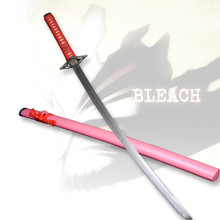 Japanese anime sword cosplay Bleach katana vintage home decor
