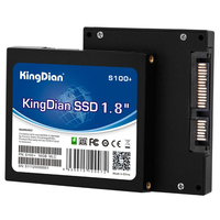 KingDian 1 8 Inch SATA II Small Capacity S100 SSD Internal Solid State Drive Speed Upgrade