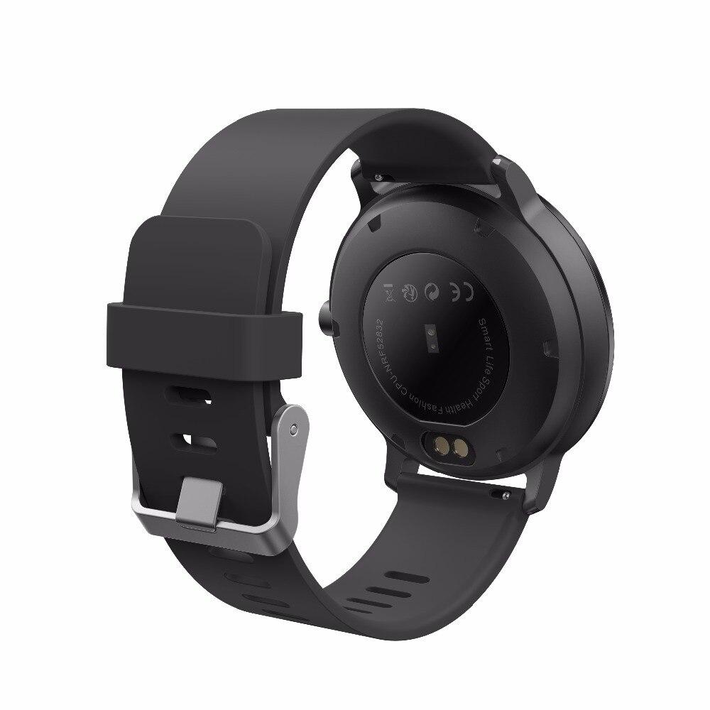07 Podomètre montre intelligente Fitness Tracker