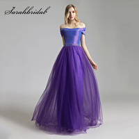 Detachable Wraps A Line Top Taffeta Prom Dresses Tulle Skirt Evening Party Dress Lace Up Back Beading Long Gala Dress OS185