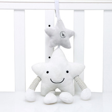New Baby Toys For Stroller Music Star Crib Hanging Newborn M