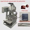 Ручная печатная машина с прокладками и Доктором бальдом