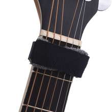 Guitar Fret Wraps Strings Mute Muter Fretboard Muting Wraps for 7-string Acoustic Classic Guitars Bass цена