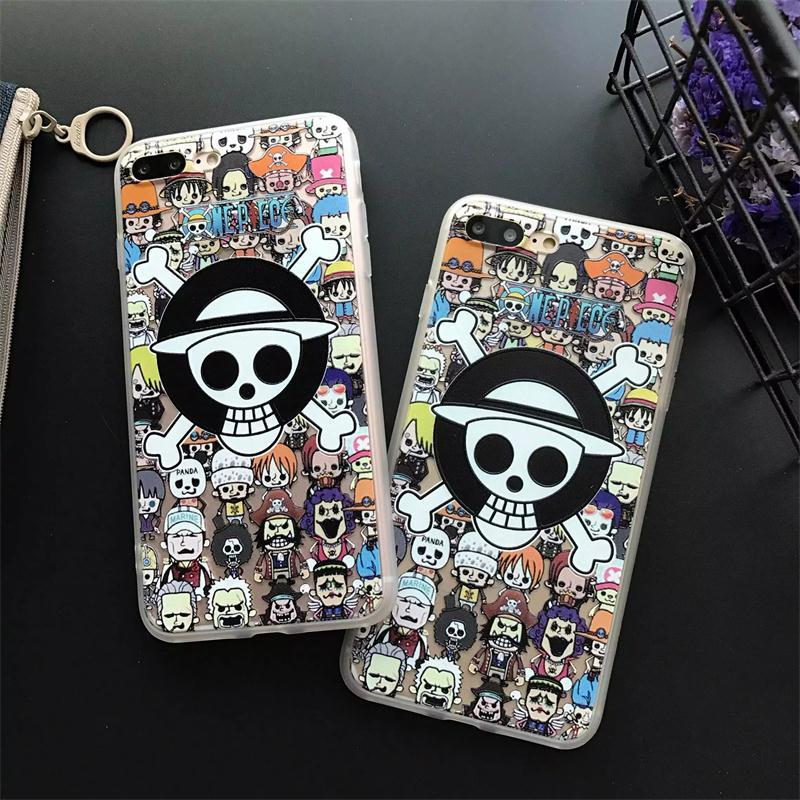 coque one piece iphone 7