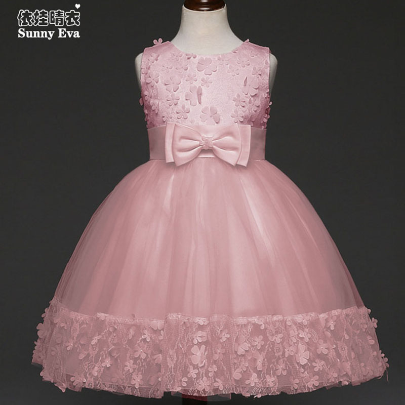 sunny eva Children christmas Dress princess costumes for kids wedding dress girls princess Girls clothes brand summer clothes платья eva платье