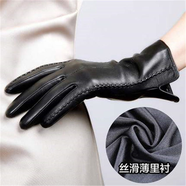 Women Genuine Leather...
