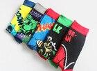 Men Socks Marvel Com...