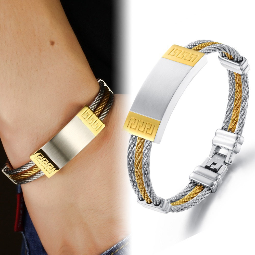 Mens Gold Bangle Bracelet Best Bracelets