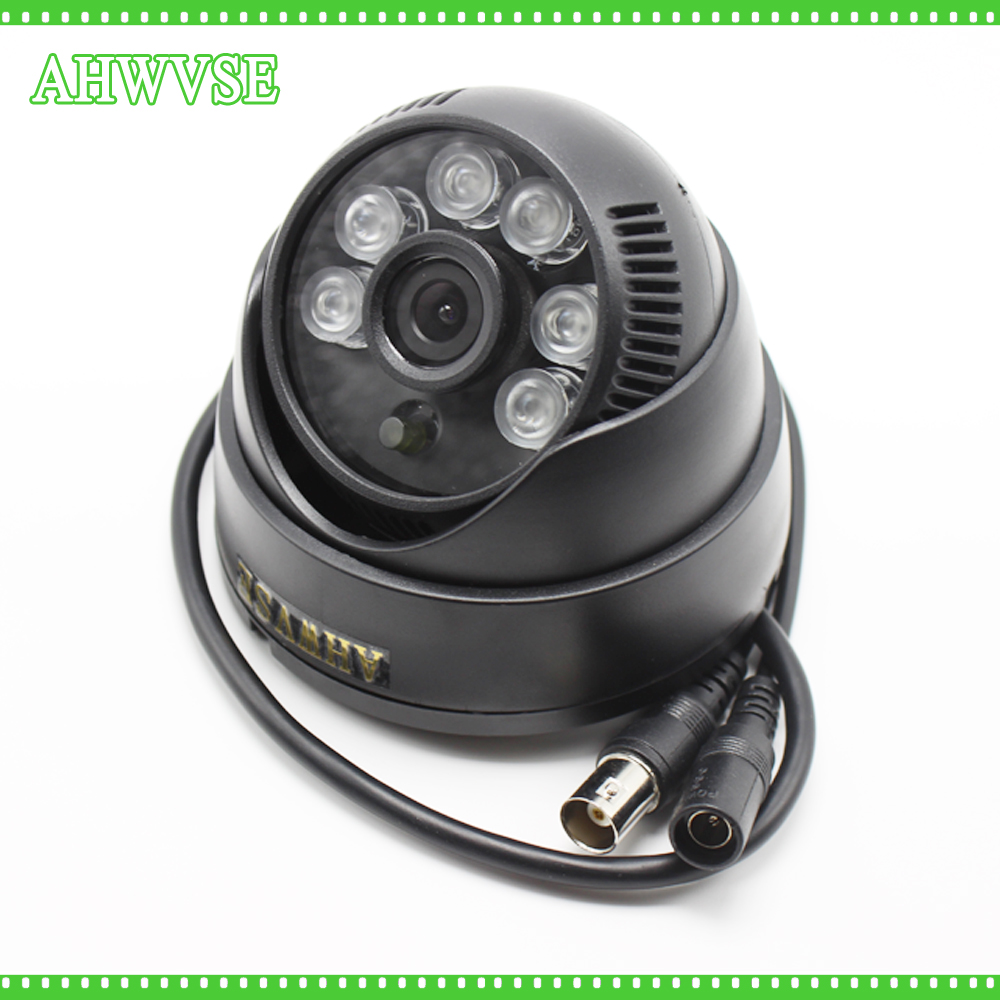 AHWVSE HD 960P 720P 1MP AHD Camera Indoor IR Night vision Dome CCTV Camera with 3.6mm Lens 4 in 1 ir high speed dome camera ahd tvi cvi cvbs 1080p output ir night vision 150m ptz dome camera with wiper