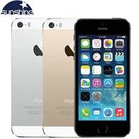 Apple iPhone 5S Original Cell Phones Dual Core 4 IPS Used Phone 8MP 1080P Smartphone GPS IOS iPhone5s Unlocked Mobile Phone