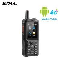 BiNFUL фотоаппаратов моментальной печати 7 S + Zello мобильный телефон рация телефона IP65 Водонепроницаемый смартфон MTK6737M 4 ядра 4 аппарат не привяз
